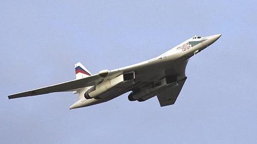 Russiske bombefly langs norskekysten