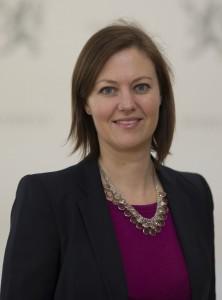 OVERTOK: Statssekretær Marit Berger Røsland overtok deler av Bokharis portefølje. Foto: SMK