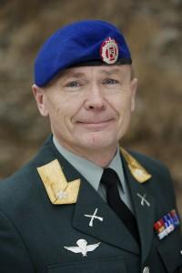 Odin Johannessen. Foto: TORGEIR HAUGAARD/FORSVARET