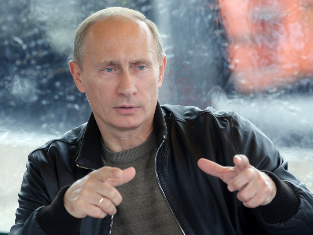 Vladimir Putin. Foto: KREMLIN.RU