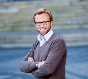 FYLKESLEDER: Stortingsrepresentan Nikolai Astrup er leder av Oslo Høyre. Foto: OSLO HØYRE