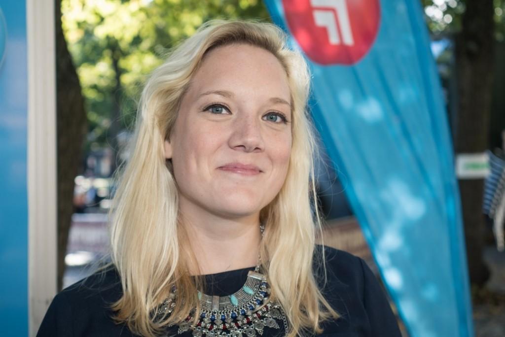 Leder Oslo Fremskrittsparti FOTO: Oslo FrP