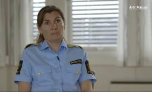 Politimester Ellen Kathrine Hætta i Finnmark politidistrikt. Foto: ALDRIMER.NO