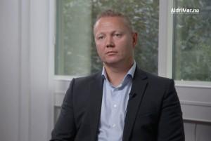 Seksjonssjef Arne Christian Haugstøyl i PST. Foto: ALDRIMER.NO
