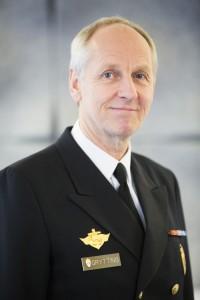 EKSPERTMEDLEM: Kontreadmiral Trond Grytting. Foto: MATS GRIMSÆTH/FORSVARET