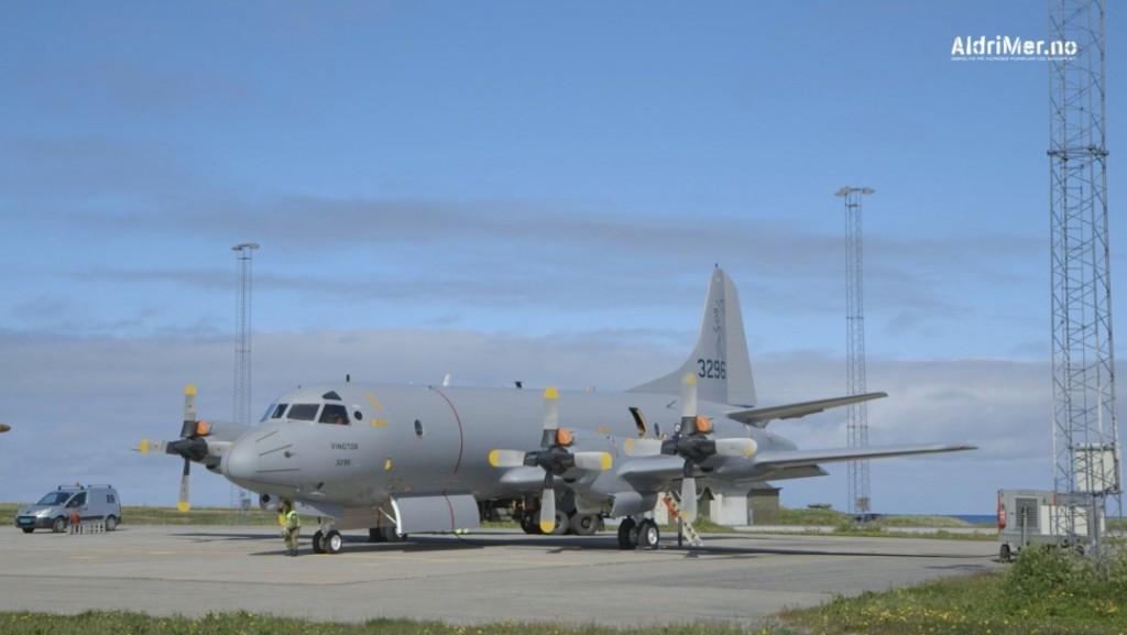 FLYTID: Orion-flyene på Andøya leverer noe av den beste etterretningen fra Norge til NATO-systemet. Problemet er at flyene har hatt for lite flytid. Foto: ALDRIMER.NO