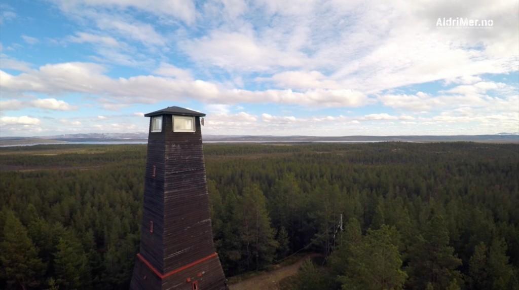 Den norsk-russiske grensen i nord. Foto: ALDRIMER.NO