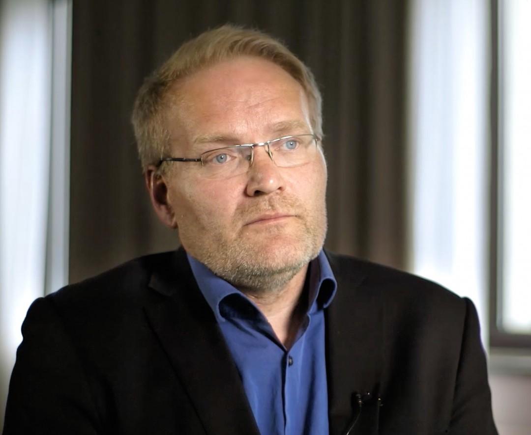 Ståle Ulriksen. Foto: ALDRIMER.NO
