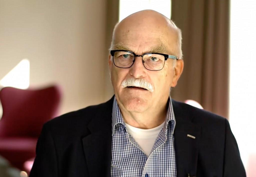 Forsvarsekspert og tidligere flaggkommandør Jacob Børressen. Foto: ALDRIMER.NO