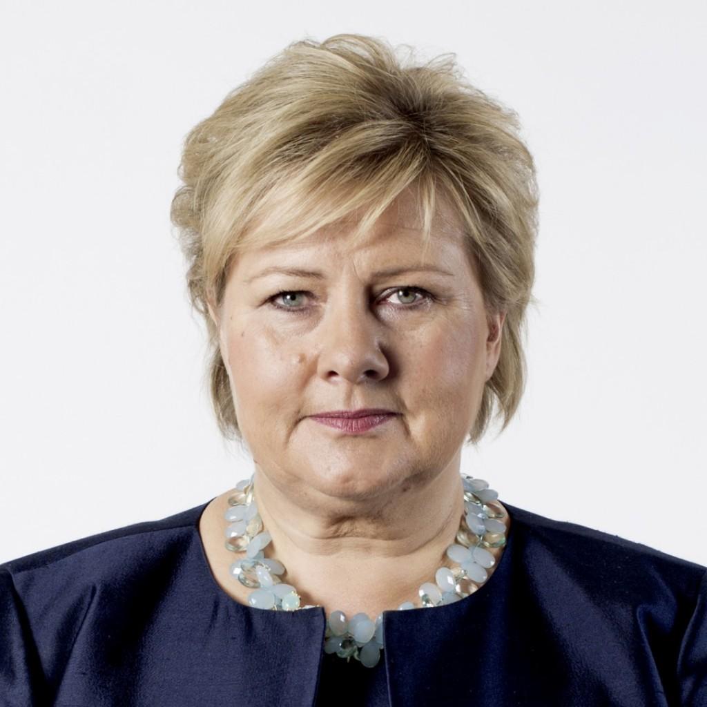Erna Solberg. Foto: Thomas Haugersveen/ Statsministerens kontor