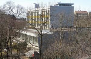 AMBASSADEN: Den russiske ambassaden i Stockholm. Foto: HOLGER ELLGAARD / WIKIPEDIA COMMONS