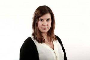 LEI GAMMELT FIENDEBILDE: Aftenposten-kommentator Helene Skjeggestad sier hun er lei det gamle fiendebildet fra Den kalde krigen, men registrerer at Russland selv også trives i skyttergravene. Foto: AFTENPOSTEN
