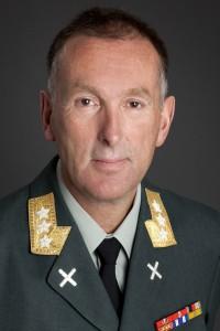 Sjef FOH, generalløytnant Rune Jakobsen. Foto: FORSVARET