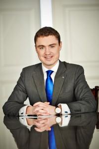 Estlands statsminister Taavi Rõivas. Foto: Riigikantselei, CC BY-SA 3.0