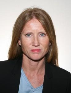 Pressetalskvinne i UD, Ane Lunde. Foto: UD