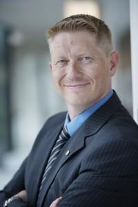 Seniorrådgiver Asgeir Spange Brekke i Forsvarsdepartementet. Foto: FD