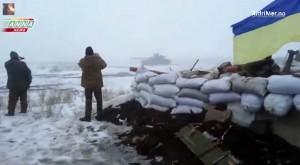 UKRAINA: Russlands ambassade i Norge avviser at russiske styrker har vært innblandet i kamphandlingene i Øst-Ukraina, men sier Russland har en fredsbevarende rolle. Foto: ALDRIMER.NO
