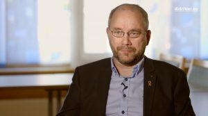 Torbjørn Bongo, nestleder i Norges offisersforbund (NOF). Foto: ALDRIMER.NO