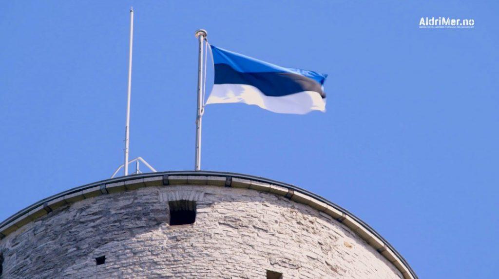 Tallinn, Estland. Foto: ALDRIMER.NO