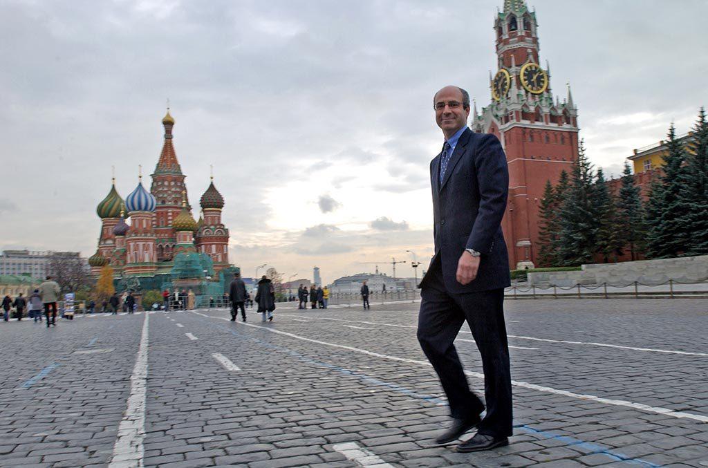 UØNSKET INVESTOR: Den amerikanske investoren Bill Browder ble frastjålet tre russiske selskaper og seinere involvert i en skattesvindelsak hvor 230 millioner dollar forsvant. Foto: PRIVAT
