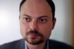 FORSØKT DREPT: Vladimir Kara-Murza. Foto: KJETIL STORMARK