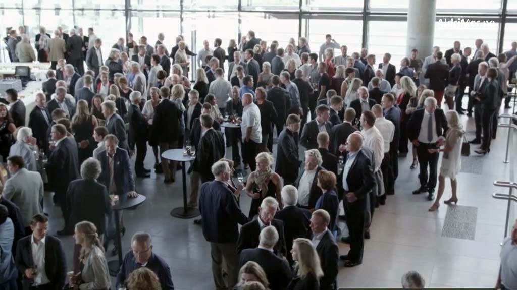 OLJEMESSA: Den årlige oljemessa ONS i Stavanger kan ha vært et yndet mål for russisk etterretning, sier kilder til aldrimer.no. Foto: ALDRIMER.NO