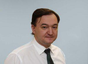 DØDE I FENGSEL: Advokat Sergej Magnitskij. Foto: PRIVAT