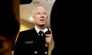 Forsvarssjef Haakon Bruun-Hanssen. Foto: KJETIL STORMARK/ALDRIMER.NO