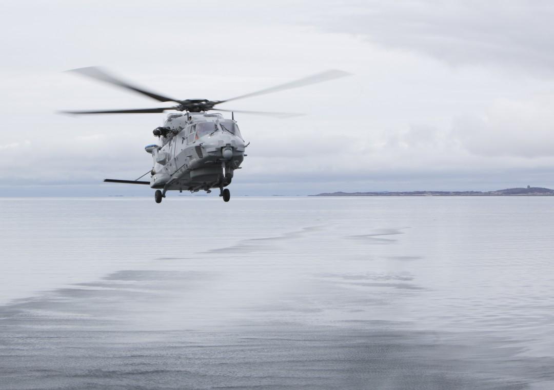 NH-90: Nye helikoptre skal fases inn. Foto: INA NYÅS MOE/FORSVARET