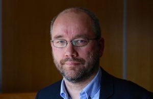 Nestleder Torbjørn Bongo i Norges offisersforbund (NOF). Foto: KJETIL STORMARK/ALDRIMER.NO