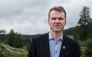 PF-leder Sigve Bolstad. Foto: POLITIFORUM