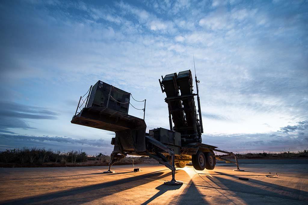 PATRIOT: Kan amerikanske Patriot være det langtrekkende luftvernet norske myndigheter snakker om? Foto: RAYTHEON.COM
