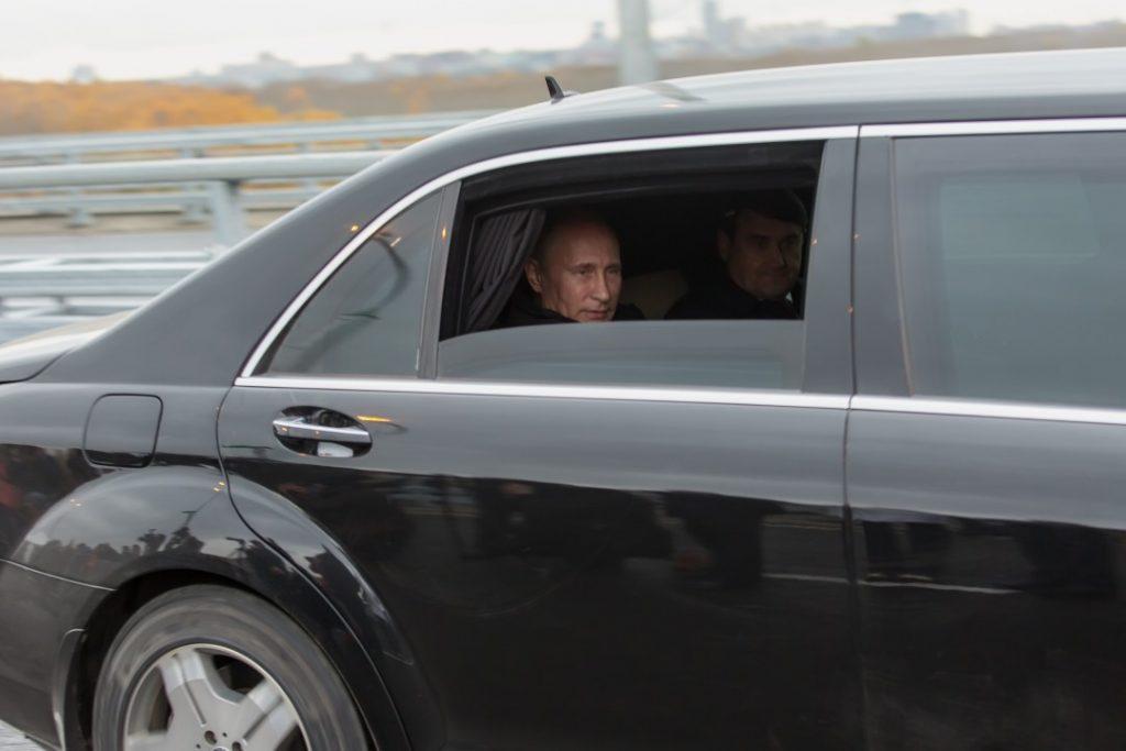 Vladimir Putin. Foto: TIMOFEEV SERGEY/SHUTTERSTOCK.COM