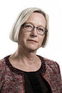 PARLAMENTARISK LEDER: Marit Arnstad (Sp). Foto: FREDERICK KIHLE/SENTERPARTIET