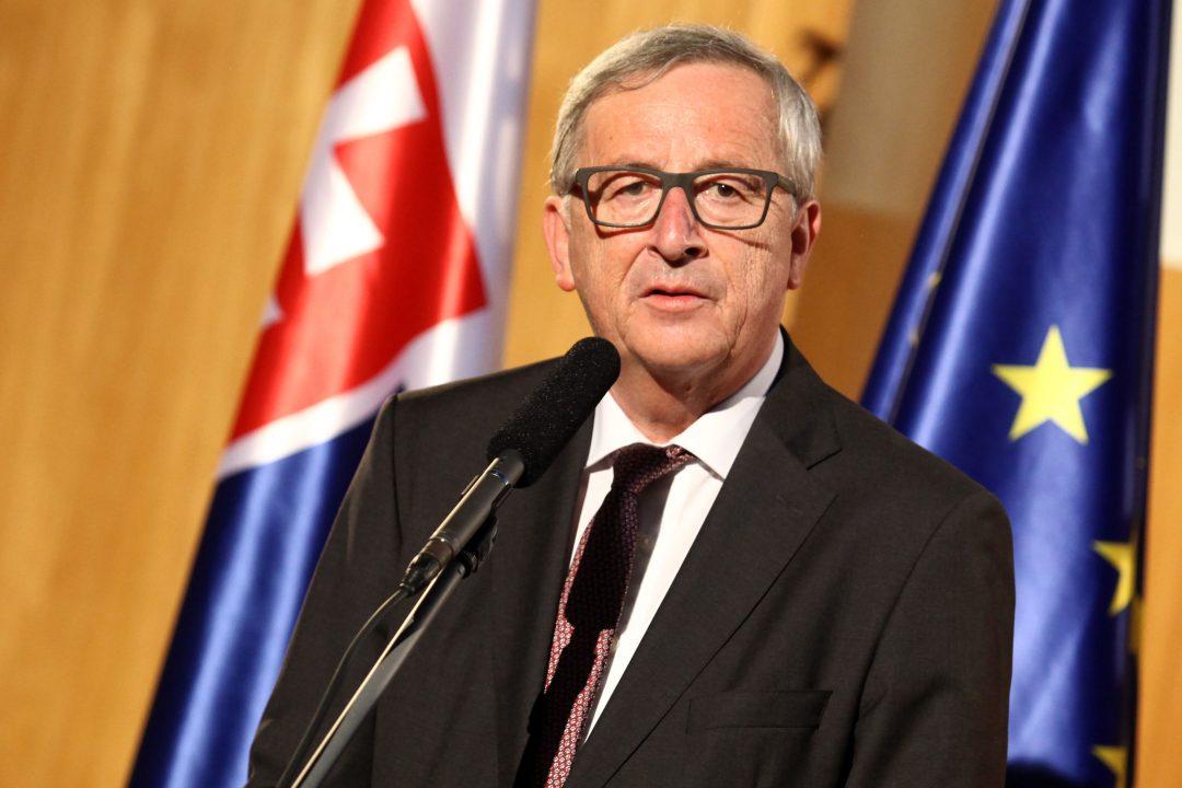 TAKK OG FARVEL: Europakommisjonens president, Jean-Claude Juncker, slår fast at «USA ikke lenger sørger for vår sikkerhet». Det er dramatisk, men akkurat nå er det mange europeiske toppolitikere som deler den oppfatningen. Foto: ANDREJ KLIZAN