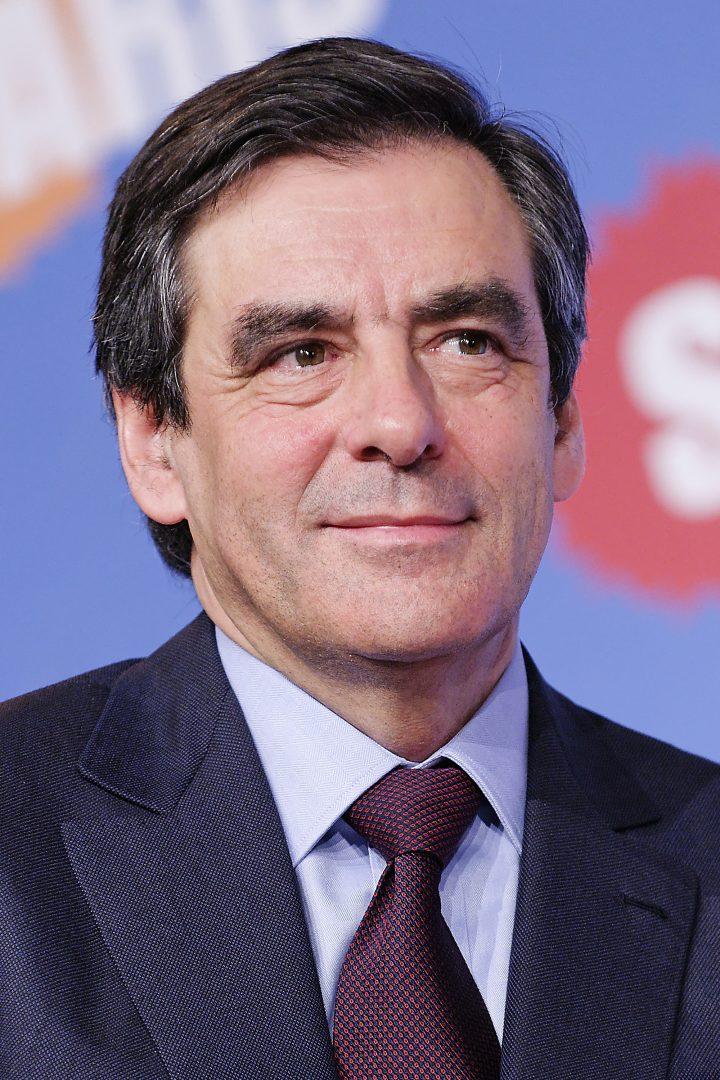 Francois Fillon. Foto: MARIE-LAN NGUYEN