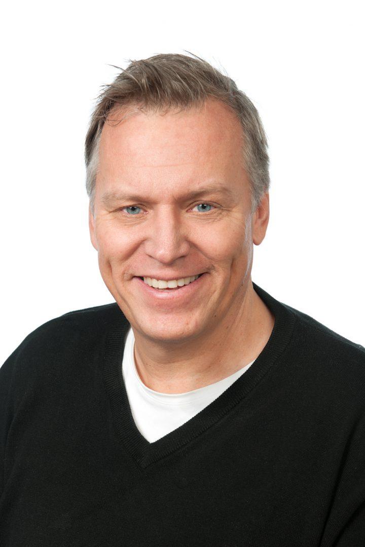 Generalsekretær i Institutt for Forsvarsopplysning, Geir Løndal.