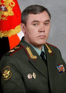 HYBRIDKRIG: Den russiske sjefen for generalstaben, Valeri Gerasimov, regnes av mange som «hybridkrigens far». Foto: VADIM SAVITSKY/DET RUSSISKE FORSVARET