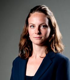 FFI-FORSKER: Una Hakvåg forsker på blant annet russisk forsvarsøkonomi. Foto: FORSVARETS FORSKNINGSINSTITUTT