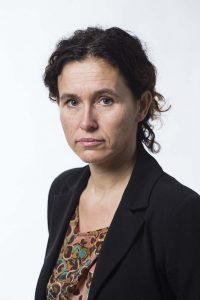 FORSKER: Julie Wilhelmsen, Norsk Utenrikspolitisk Institutt (NUPI). Foto: CHRISTOPHER OLSSØN/NUPI