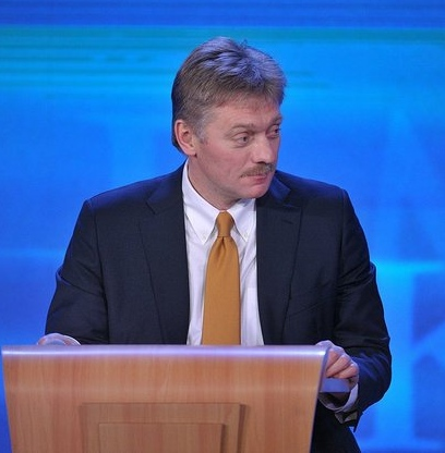 VARSLER RUSSISKE MOTTILTAK: Kremls pressetalsmann, Dimitri Peskov. Foto: KREMLIN.RU