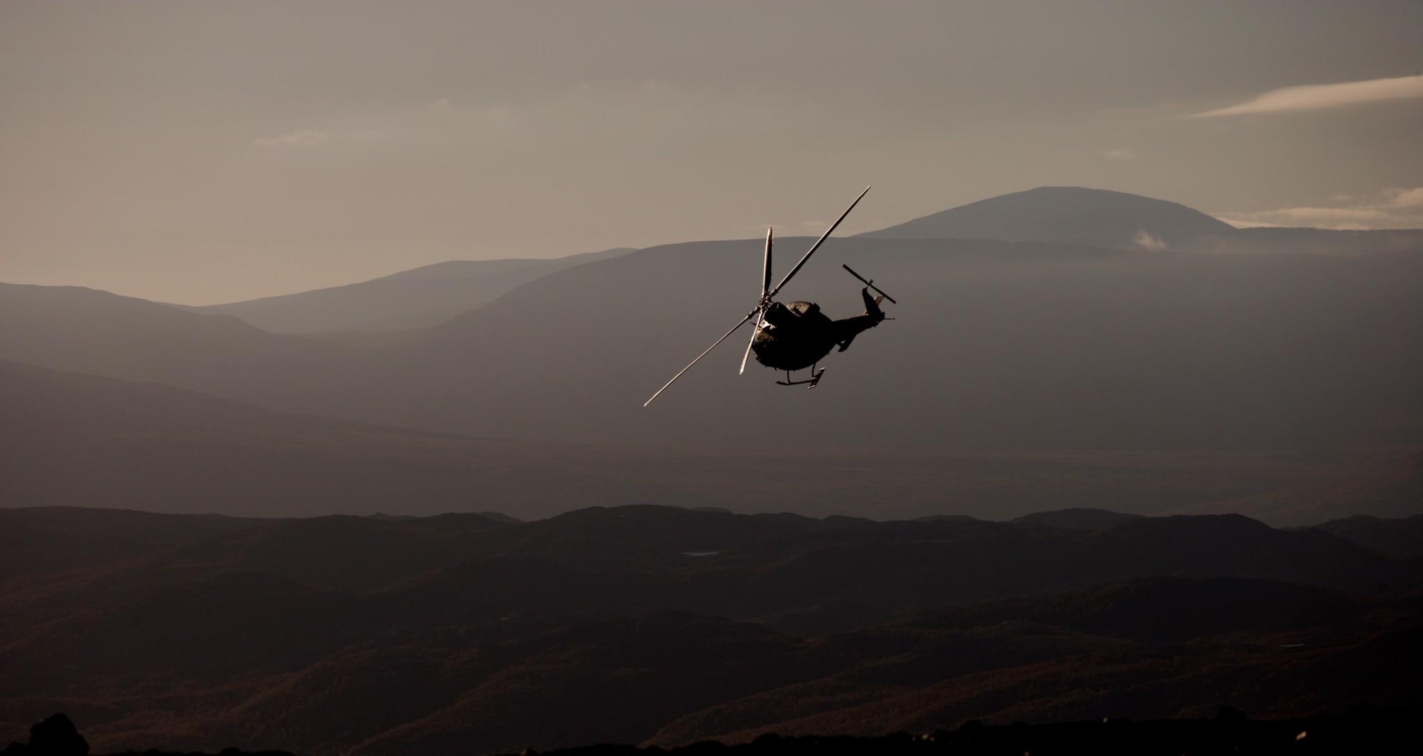 Rapport om Bell-412-uhell er ferdig