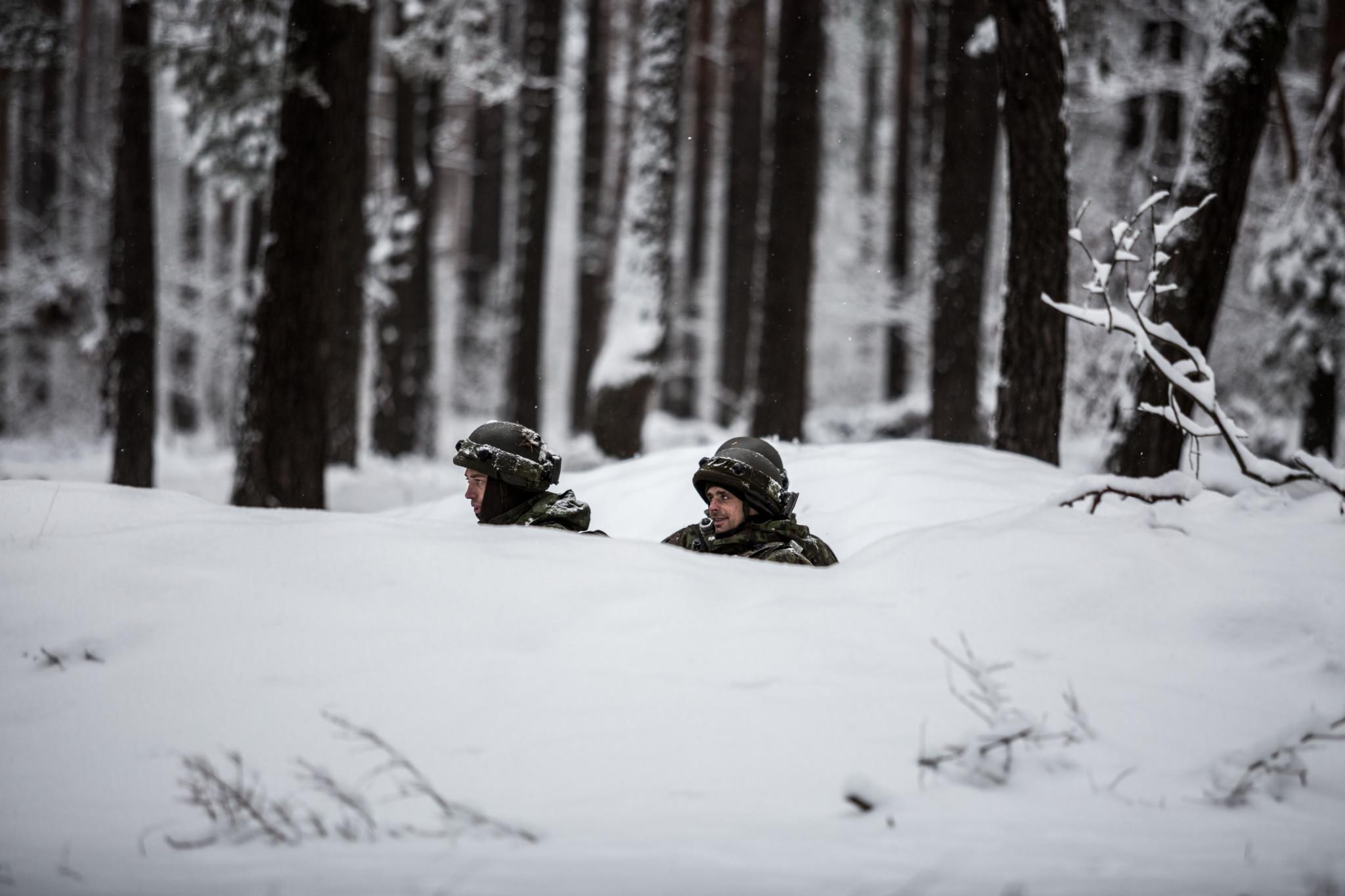 NATOs akuttstyrke klar til innsats
