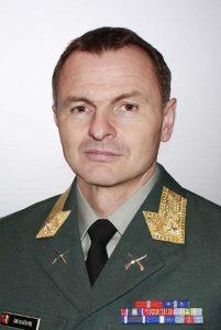 UTVALGSLEDER: Brigader Aril Brandvik, sjef for styring i Forsvarsstaben. Foto: FORSVARET