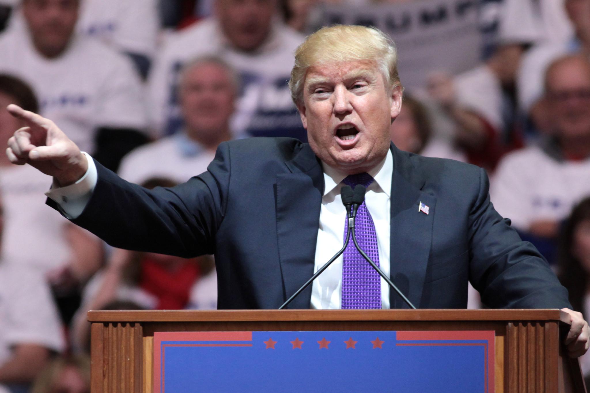 HELOMVENDING: Donald Trump har vært helt klar på at den russiske innblandingen i USAs presidentvalg slett ikke var sikker. Nå gjør han helomvending. Foto: GAGE SKIDMORE