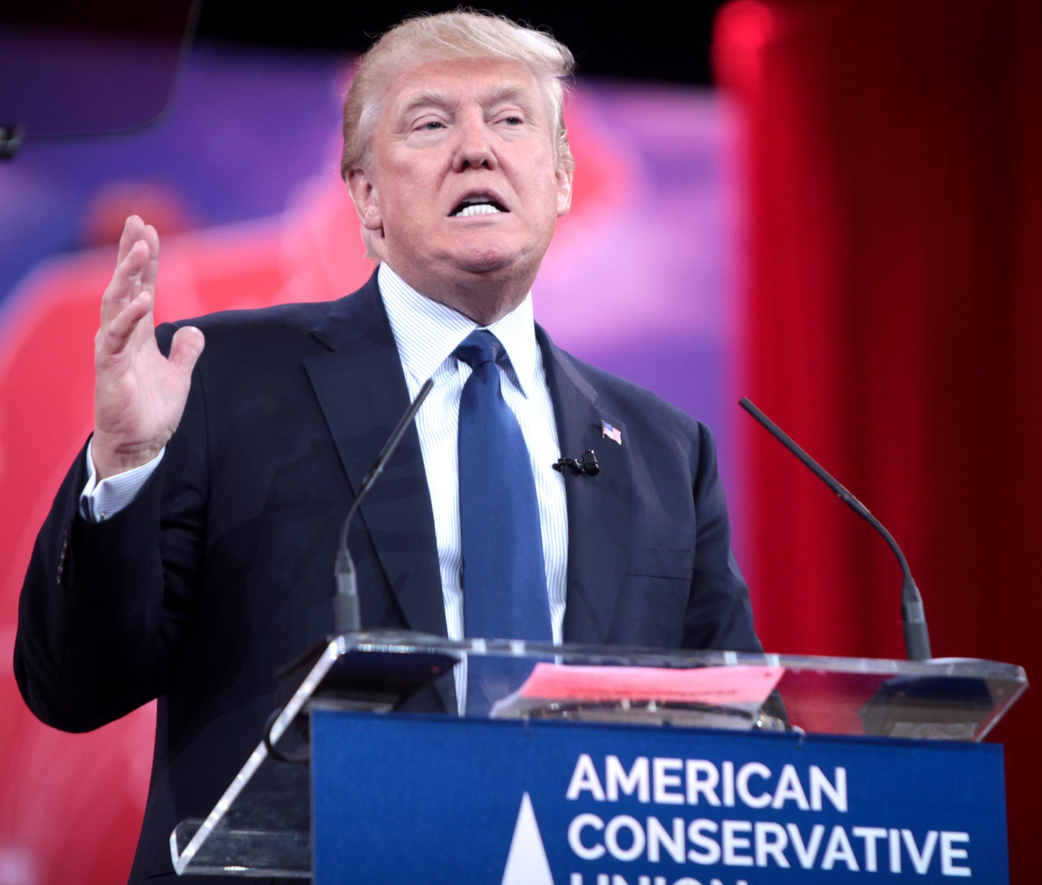 KRITISK TIL NATO: Alliansen er «foreldet», mener Trump. Foto: GAGE SKIDMORE