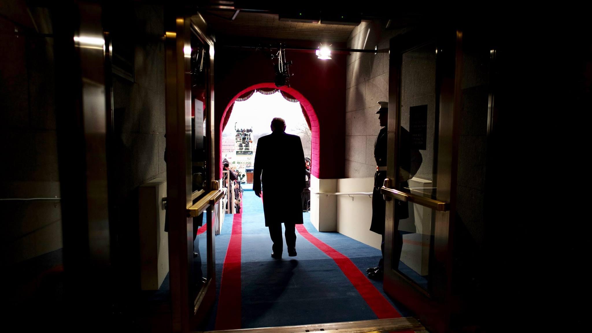 Riksrettsprosess mot Trump skaper splittelse