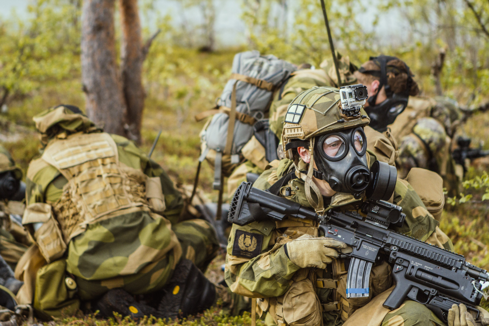 – Trenger fortsatt 45.000 HV-soldater