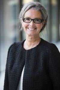 Spesialrådgiver Birgitte Frisch i Forsvarsdepartementet. Foto: FD