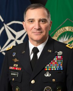 General Curtis M. Scaparrotti took over as SACEUR in May 2016. Photo: NATO